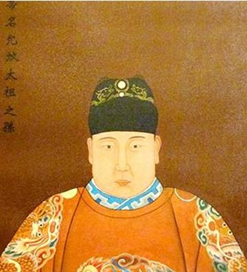 朱棣不是马皇后的亲儿子,所以经过权衡,朱元璋作了一个异常艰难的