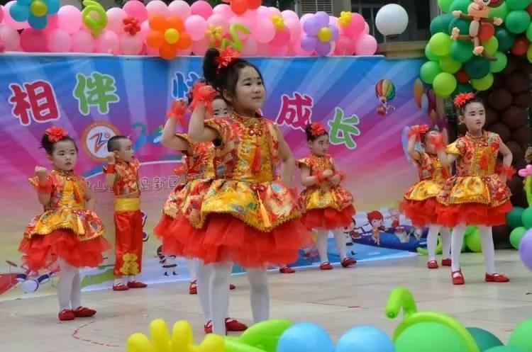 中二班舞蹈:嗨,我的梦