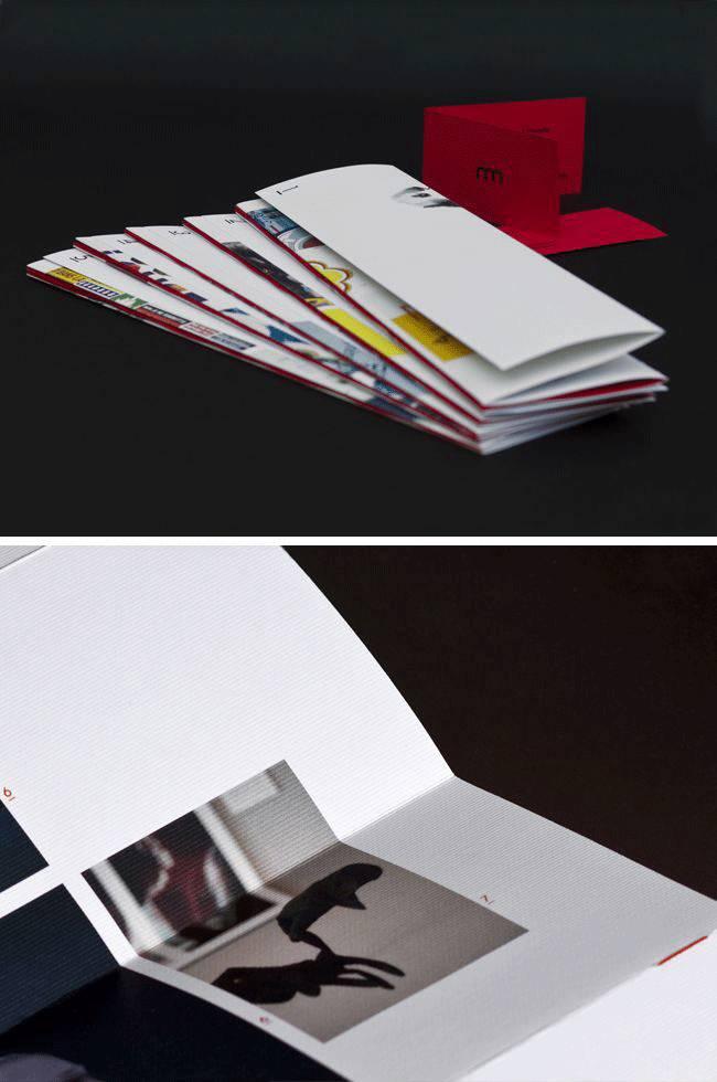 折页设计 创意折页设计欣赏