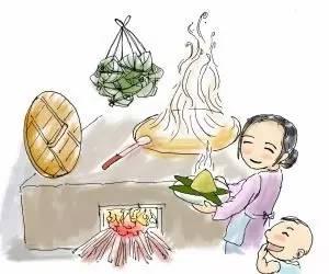 征集  武宁人的端午节是什么样子?