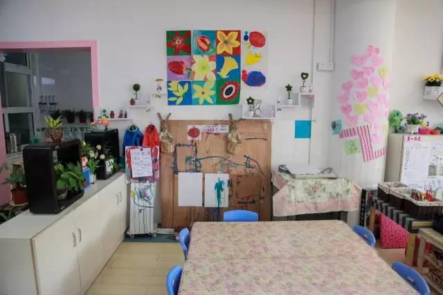 幼儿园区域布置