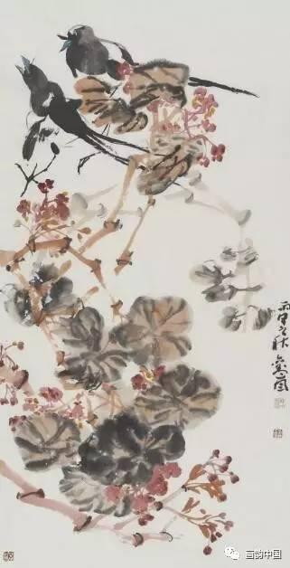 品读 书画家刘岚 作品赏析