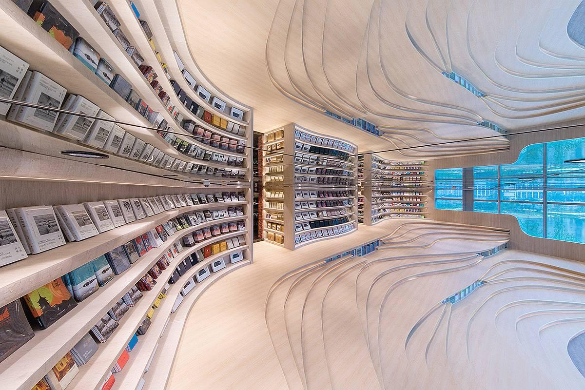 成都钟书阁80后最美设计师黄页广州建筑设计新作图片