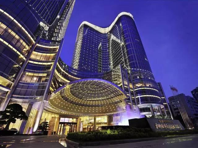 16个亿 CCD独创中国首座 殿堂级家具 五星级奢华酒店 佛山罗浮宫索菲特酒店将于2017年7月1日正式盛大揭幕