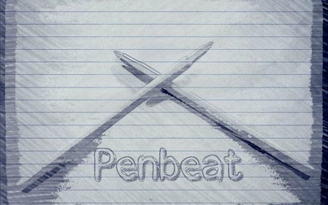 penbeat红昭愿简易谱子