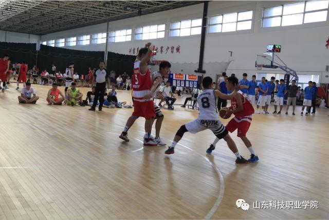 山东科技职业学院男女篮获第七届CCBA全国高职篮球赛北区赛双料