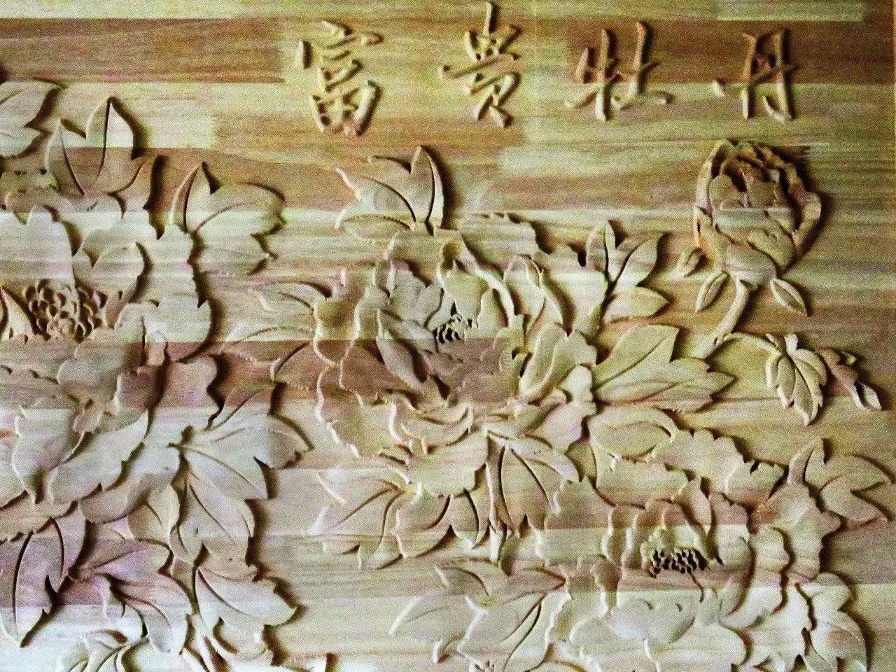 永靖传统工艺之白塔寺川木雕