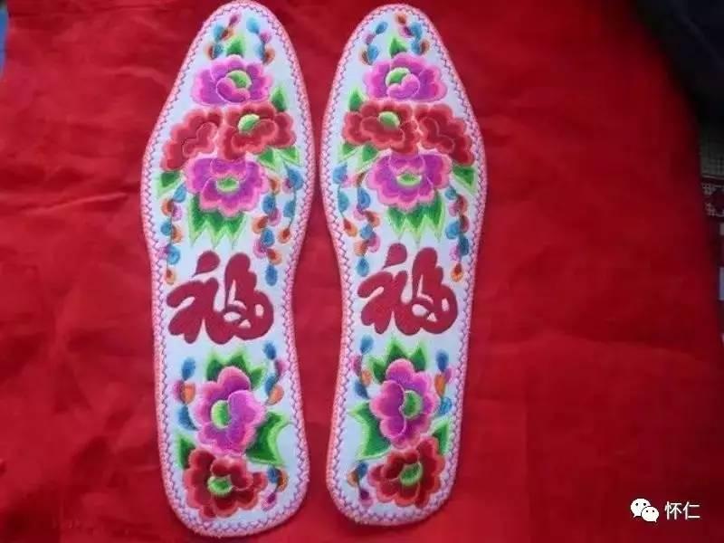 鞋垫简单花纹图案大全