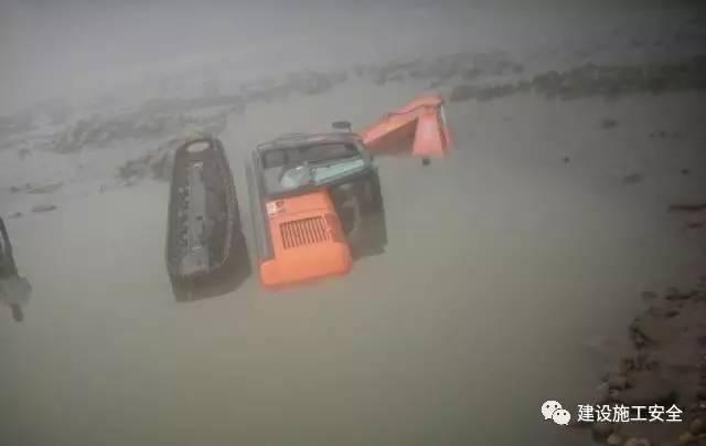 建筑施工中常见挖掘机事故案例