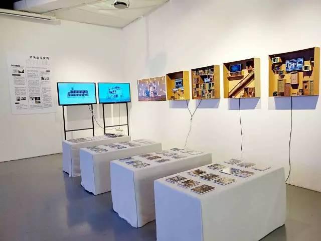 2017中国美术学院上海设计学院毕业设计展 (数字媒体设计系与展示设