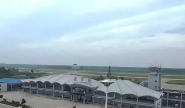 灌云县小伊乡飞机场规划出炉