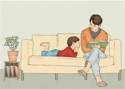 孩子幼儿园阶段,我和孩子爸爸陪伴孩子的时间很少