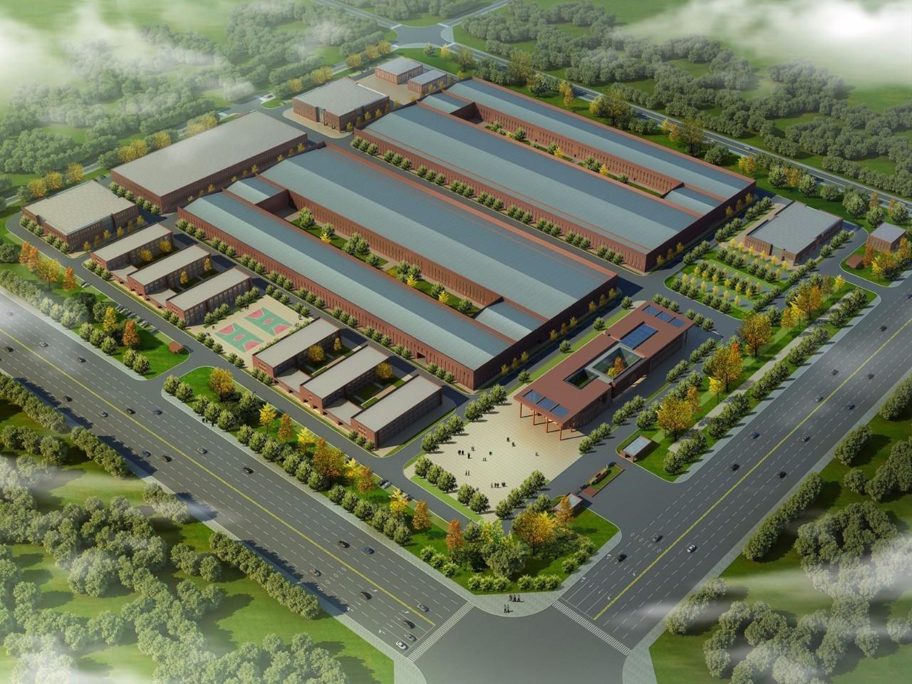 国轩高科青岛基地4gwh高比能三元电池项目开工典礼暨奠基仪式隆重举行
