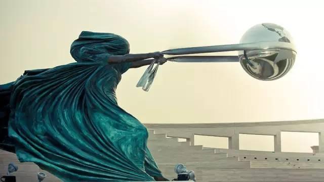 全球最奇特绝妙的创意雕像,总有一座能带给你惊喜 !图片