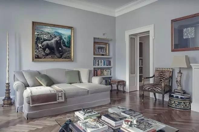 混搭室内设计风格非常符合现在人们追求个性,随意的生活方式.