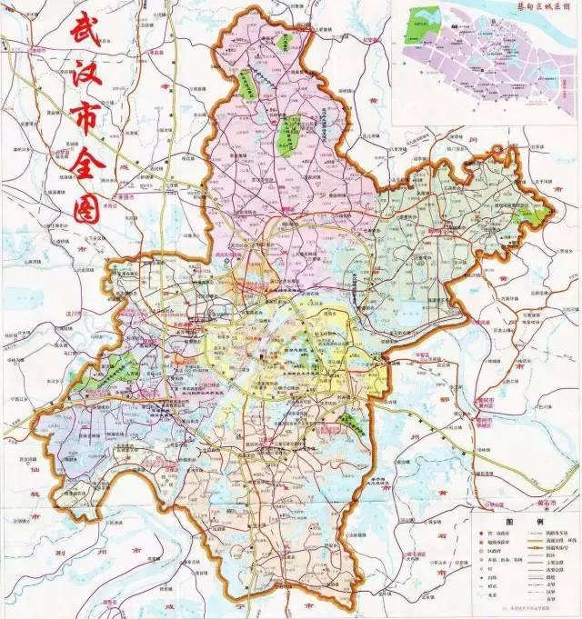 汉口北,盘龙城在武汉第几中心?解析下一轮城市规划