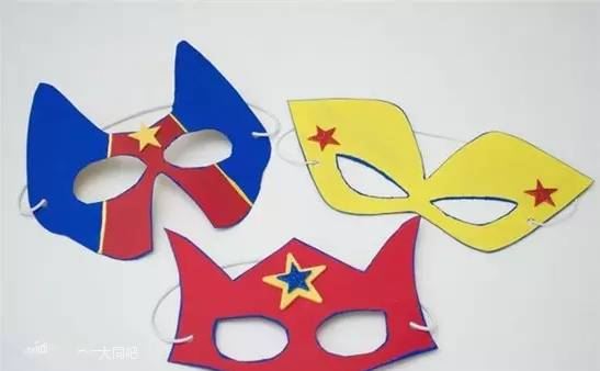 """儿童节""""小丑面具""""手工制作大全,简单易学"""