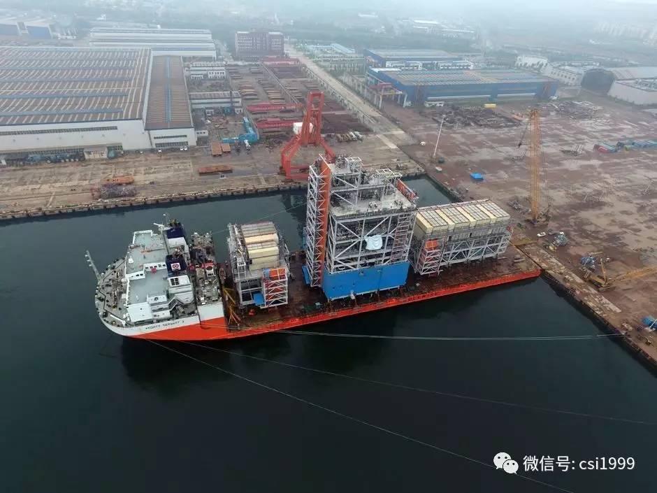 (青岛)股份有限公司厂房,技术,资质等方面的优势和武船集团提供的平台