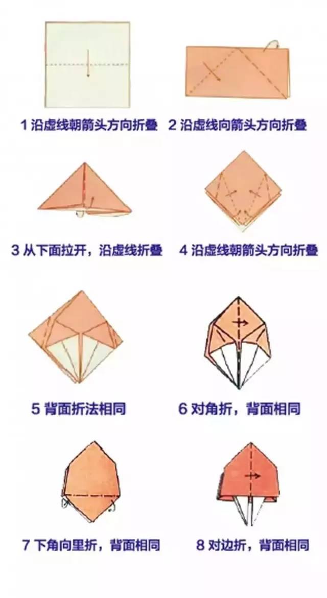 折纸大全带步骤图解
