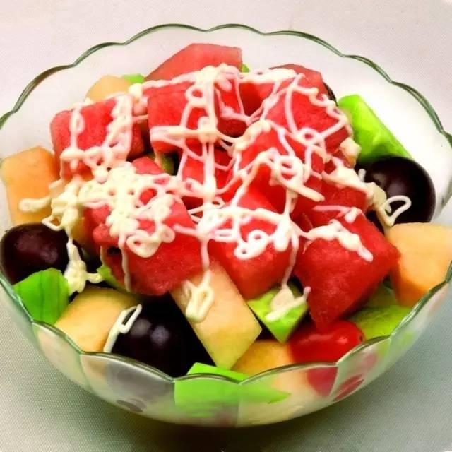 水果沙拉diy