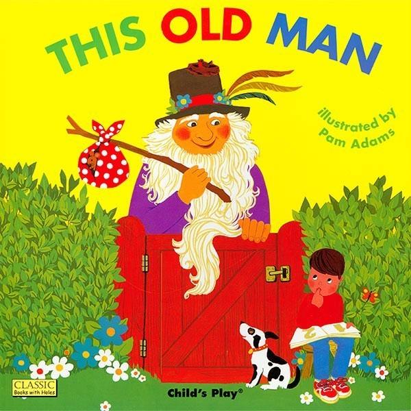 在阅读时会发现正面的每一页都包含许多的人和动物,小朋友们可以猜到