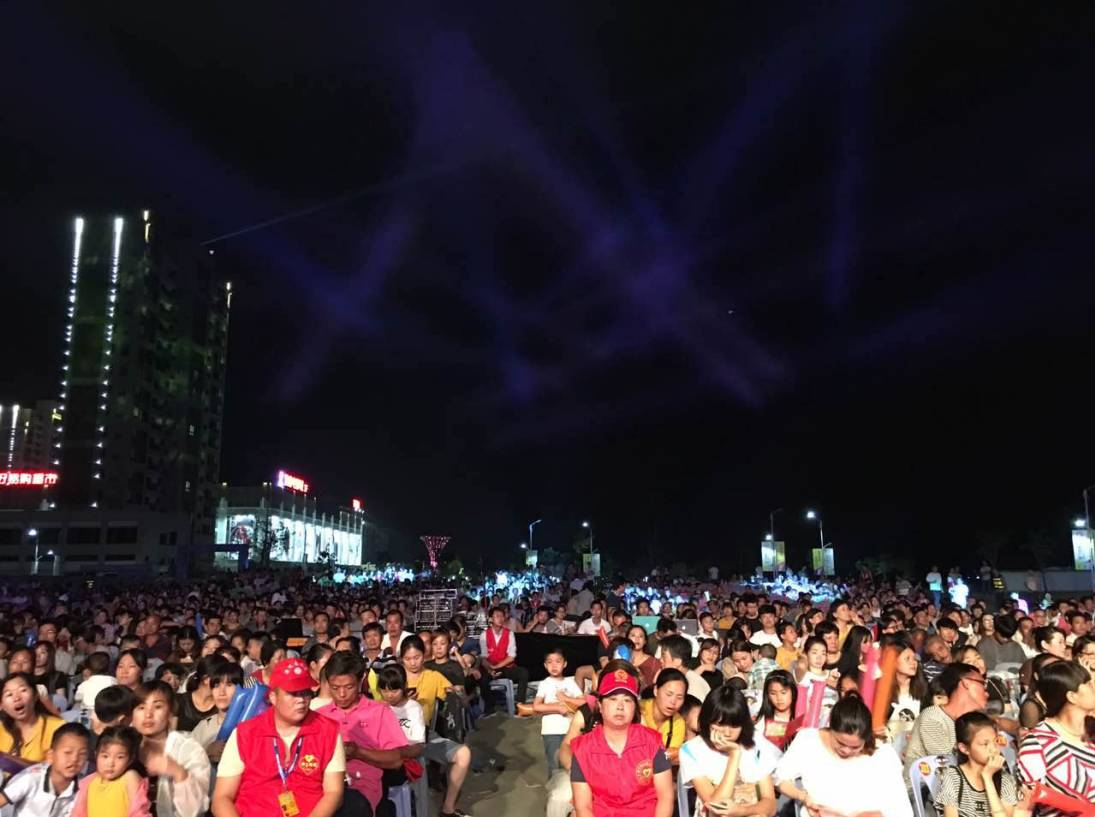"""佛昙镇2017年""""佛昙魂 中国梦""""端午晚会于联创城市广场圆满举办!"""