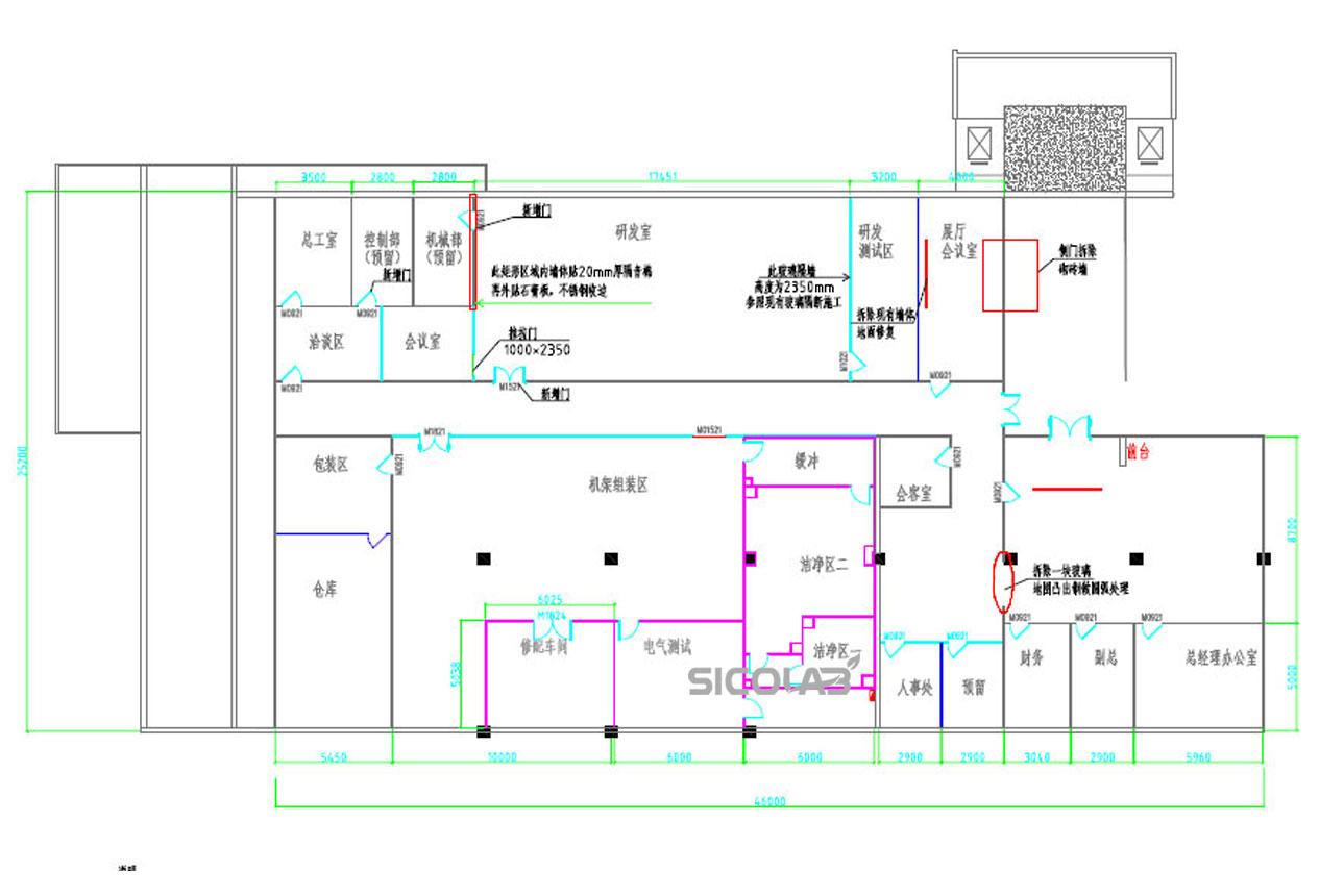 装修,建设工程服务,提供gmp车间设计图纸,装修建设效果图,严格遵循iso