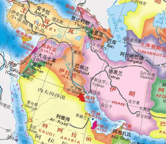 波斯人口_曾经的世界第四军事强国,怎么就变成了一个失败国家 地球知识局