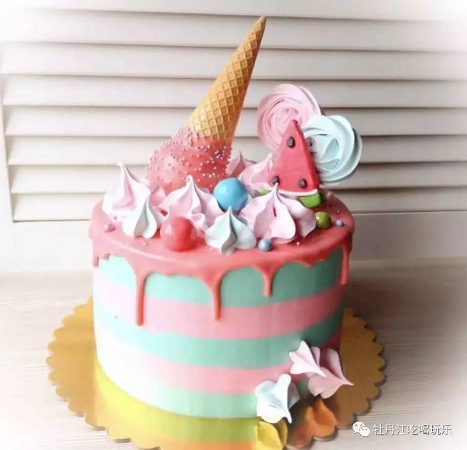 5月31日—6月1日 凭本链接定儿童节指定 四款蛋糕, (纯进口动物奶油)