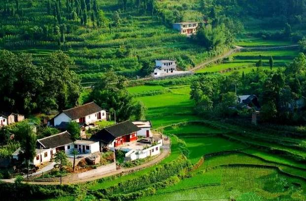 依据特有的旅游资源是乡村旅游发展的有效模式图片