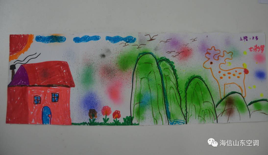 """""""我爱海信""""六一儿童节才艺作品评选活动开始了!"""