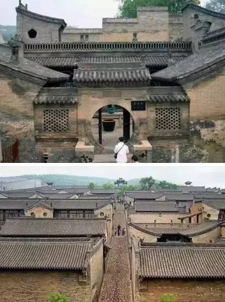古代房子内部结构