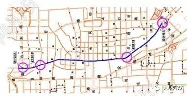 最新 太原龙城大街东延 双塔南路南延改造 太原至晋中将新建两条快速