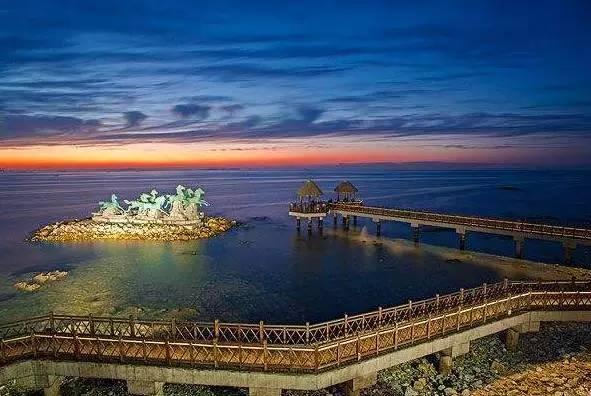 养马岛海水浴场
