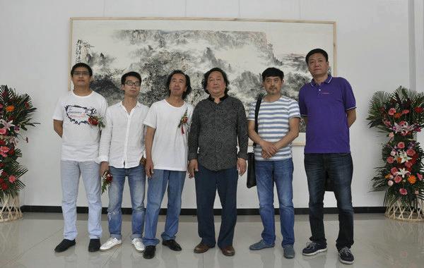 正法 · 传承——张宝珠师生作品展在北京元鼎美术馆隆重开幕