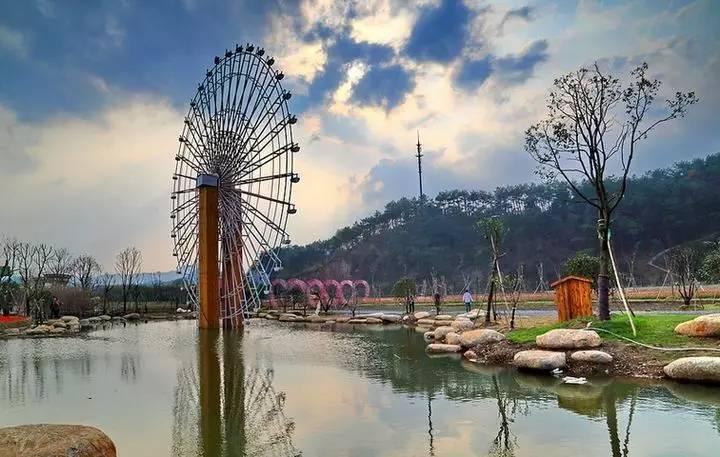 义乌龙祈山风景区规划开发面积8000余亩