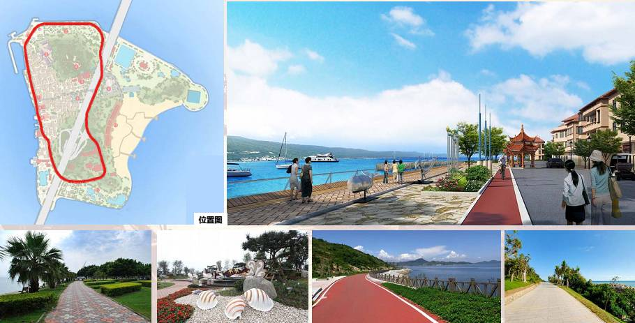 环岛路项目
