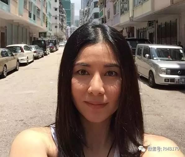 50岁郑伊健老婆蒙嘉慧近照,44岁依旧漂亮迷人图片