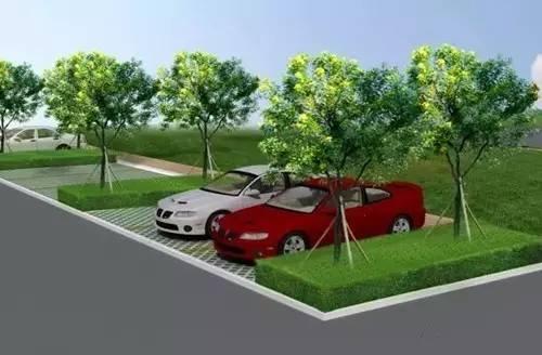 阜城将建两个生态停车场!看看都在哪儿图片