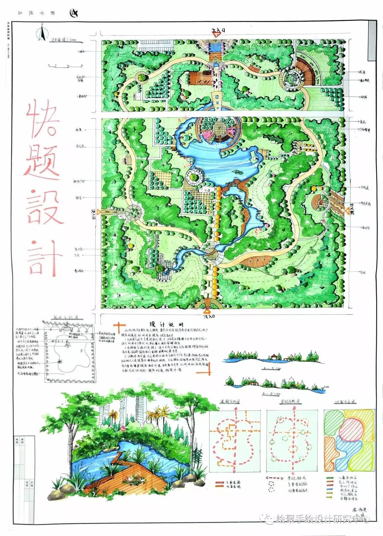 day 13 大型绿地景观方案设计训练 day 14 专题十二:滨水景观基本知识