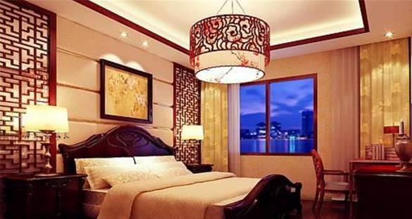 房子卧室装修效果图 几款不同风格的卧室装修案例