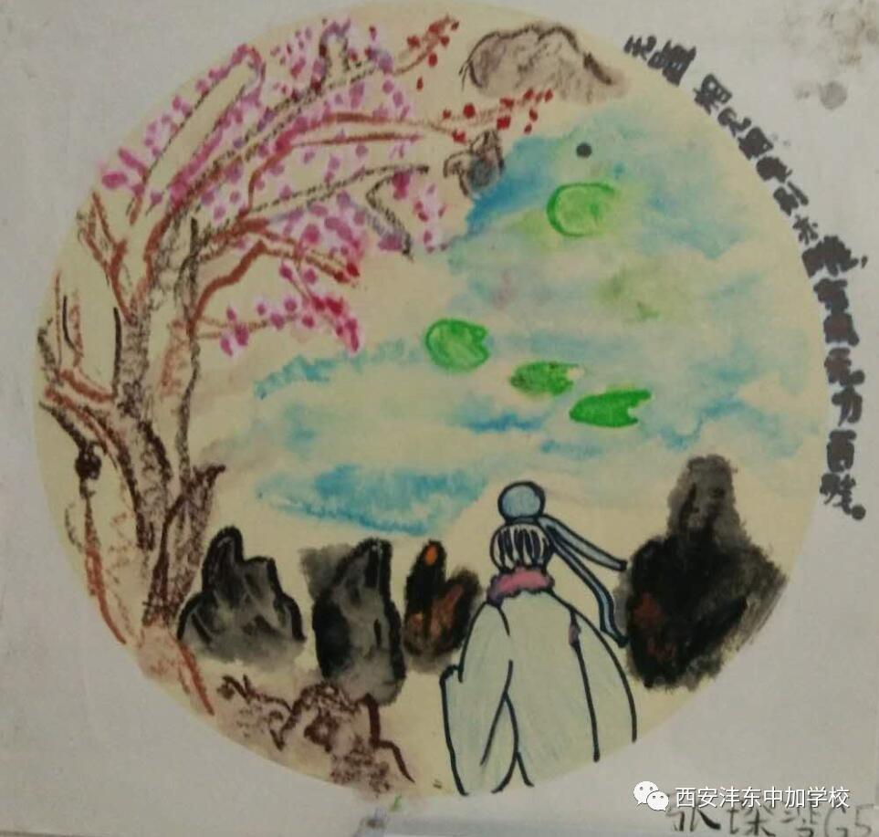 模仿大师画   生肖创作   故事画   创意手工   黑白线描   古诗画