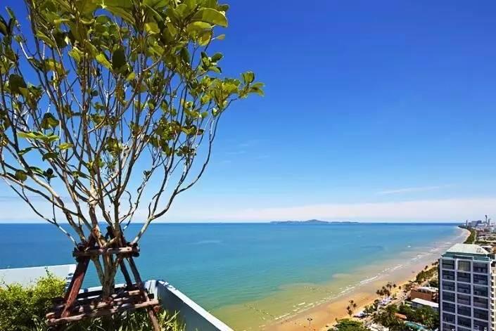 泰国芭提雅公寓- Lumpini Park Jomtien Beach
