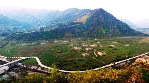 (白山) 长白山迷宫 (白山) 叶赫那拉城 (梨树) 牧情谷旅游风景区