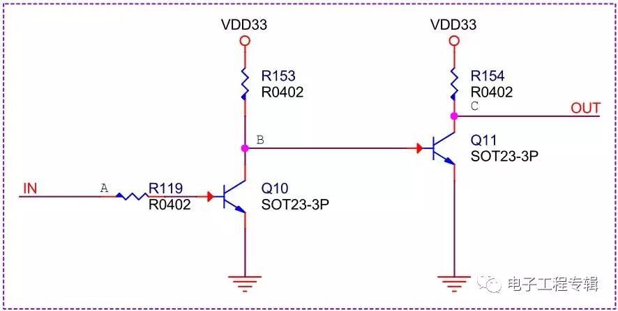 一个经典电路,一个重要概念:硬件必会之三极管实用