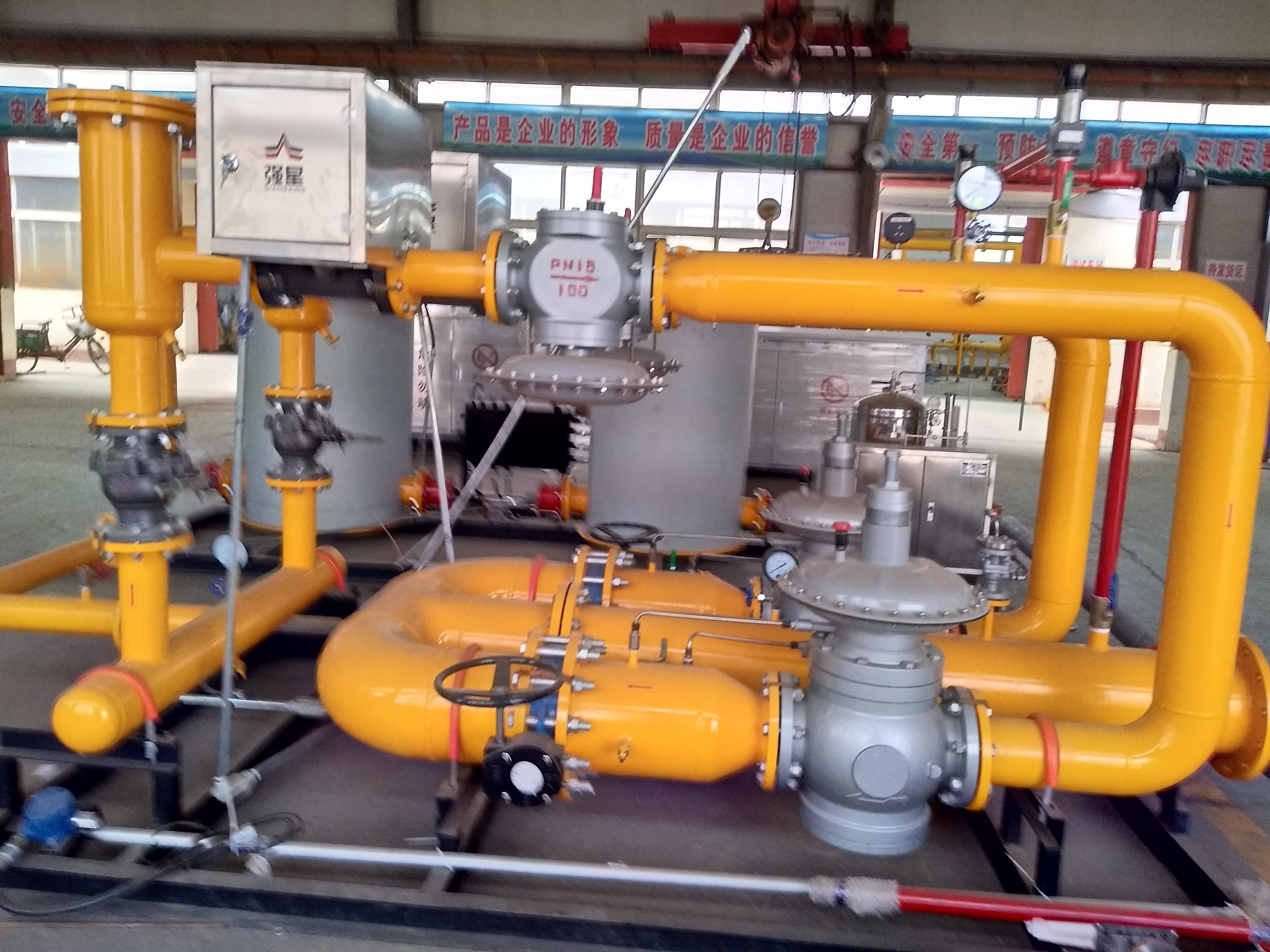 rqz系列燃气紧急切断阀图片