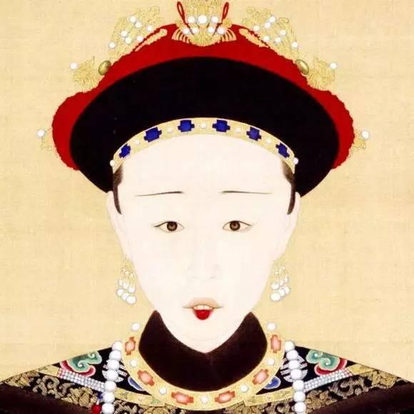 清朝皇后清晰画像一览,看看谁最漂亮图片