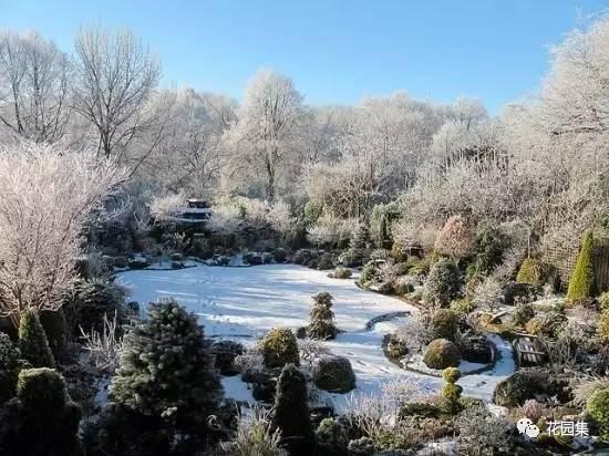 浮生只为一座园 走进英国四季花园