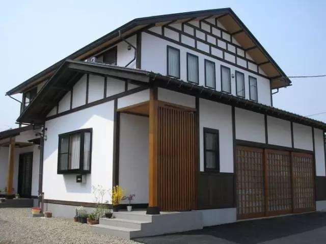 走近,日本的传统房屋