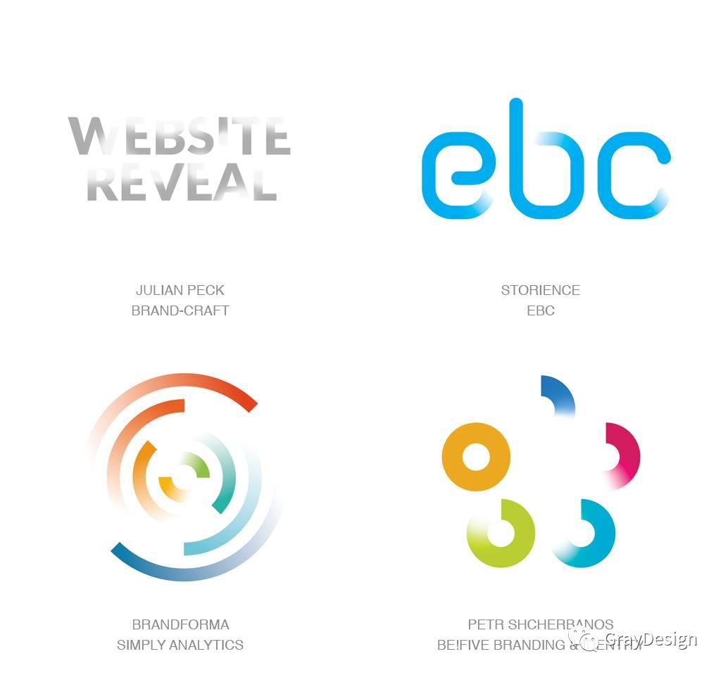 2017年logo设计趋势报告图片